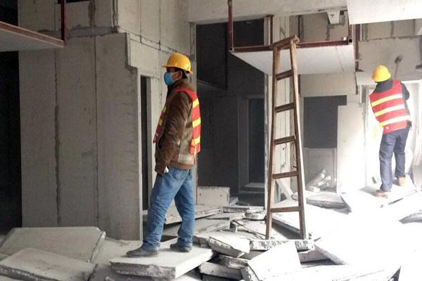 墙体拆除的预算怎么算