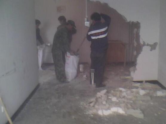 墙体拆除施工方案