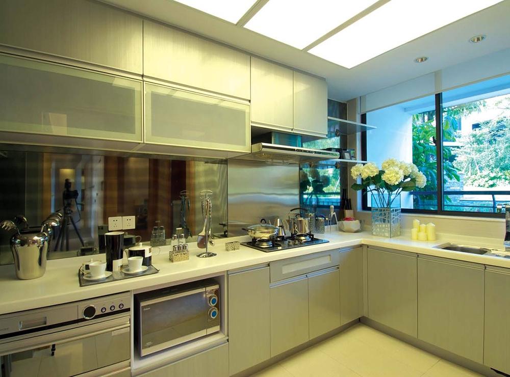 厨房翻新一般要几天