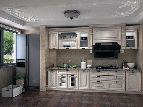 厨房做石膏板吊顶好吗