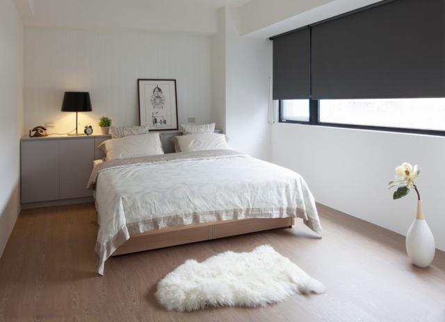 北欧风卧室装修案例