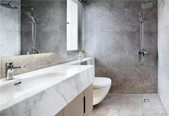 阜阳中式房屋卫生间装修