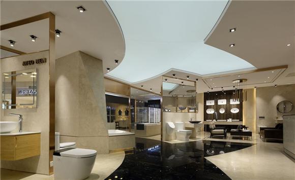 上海展厅装修设计 上海展厅装修公司