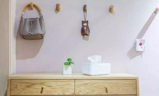 木鞋柜设计