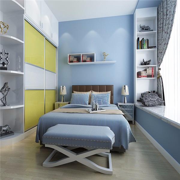 背景墙 房间 家居 起居室 设计 卧室 卧室装修 现代 装修 600_600