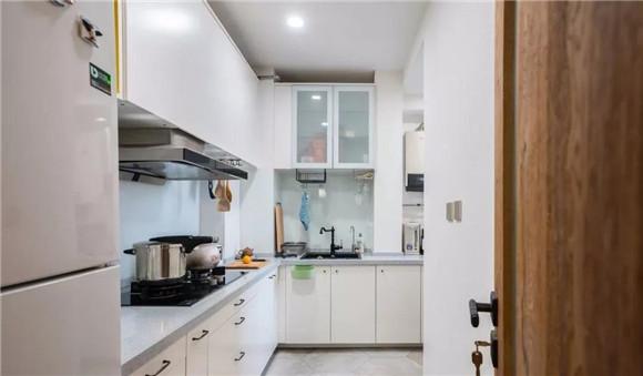 90平米厨房装修设计