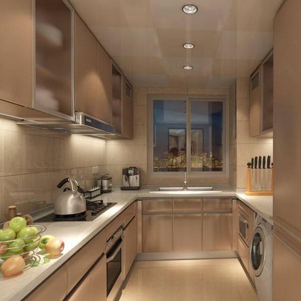 厨房怎么装修实用好看
