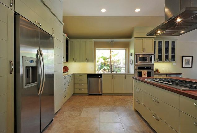 现代简约风格厨房装修