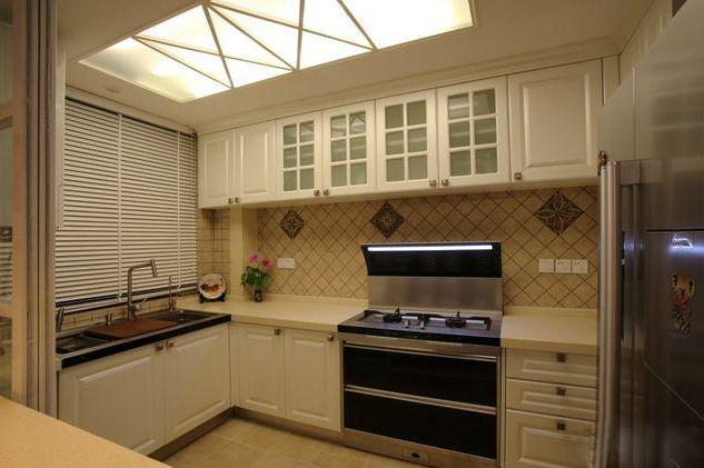 日式风格厨房装修