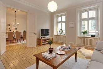 长兴公寓装修风格设计效果图