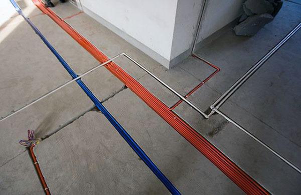 房屋装修水电改造用料