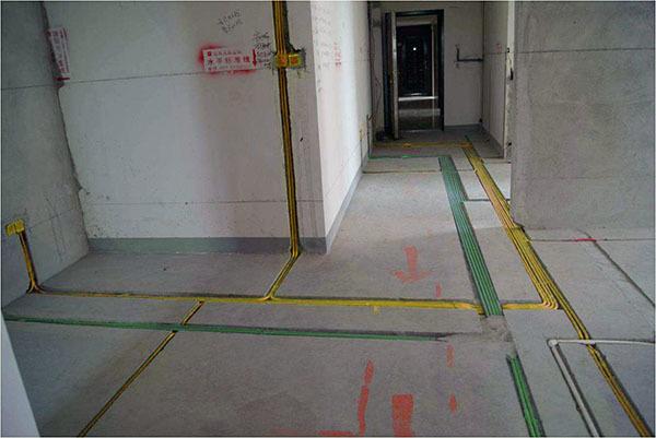 装修房屋水电注意事项