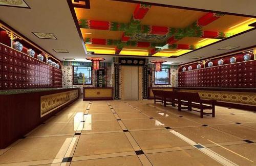 广州中医馆装修煎药房设计