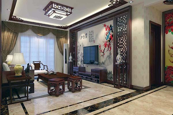 中式风格装饰元素有哪些