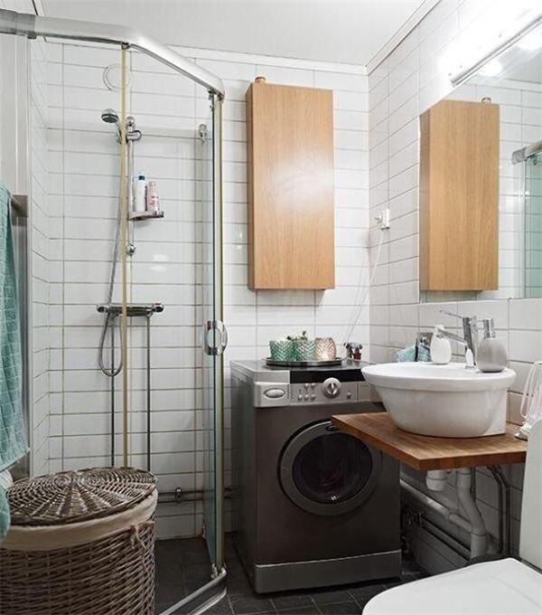 公寓样板间卫生间设计效果图