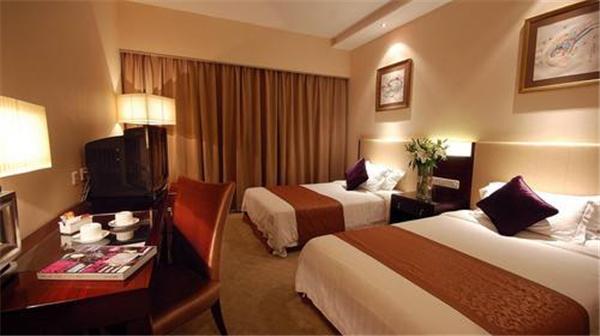 苏州酒店装修设计案例图