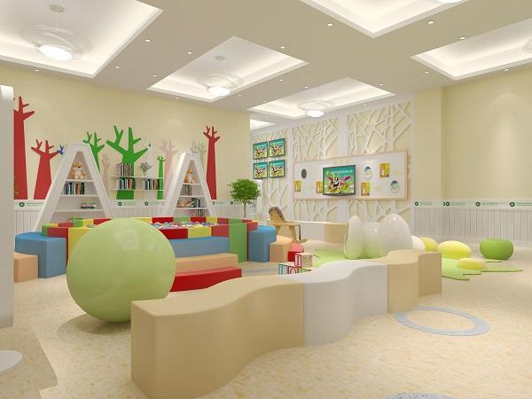 徐州幼儿园装修设计技巧