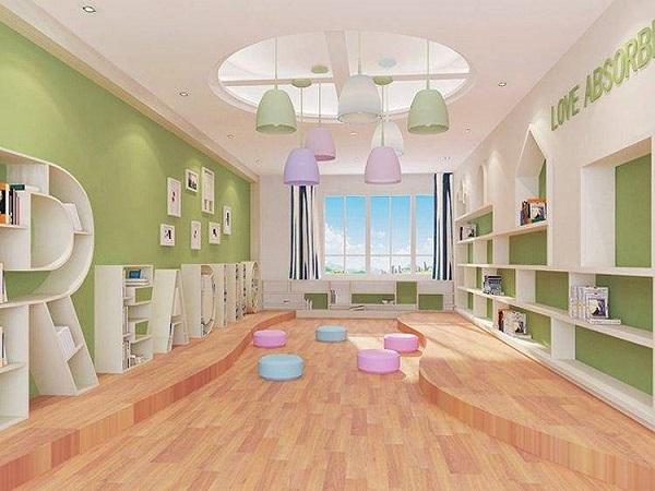 徐州幼儿园装修设计要求