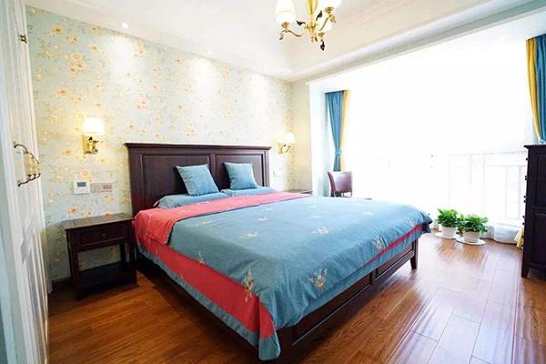 卧室地板颜色选择