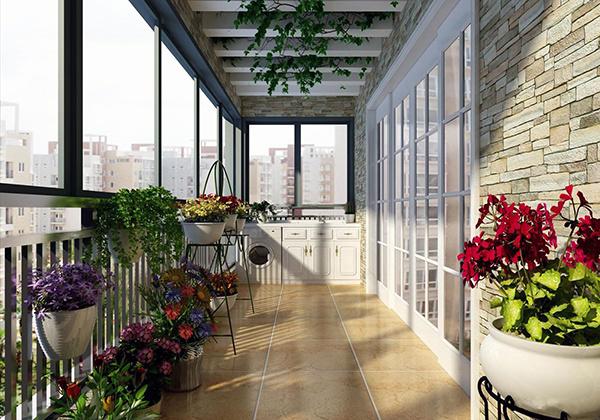 阳台装修和客厅一起还是独立更好