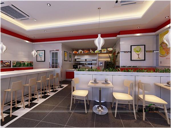 苏州餐厅设计效果图