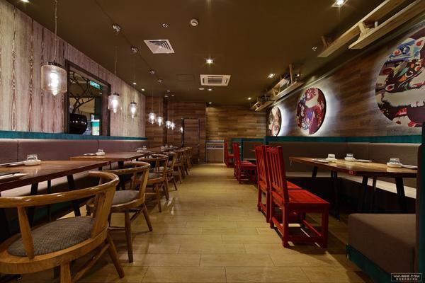 苏州餐厅装修设计案例