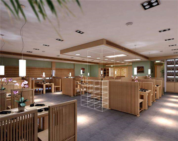 苏州餐厅装修案例