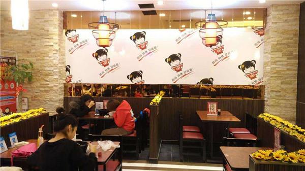 苏州餐厅装修