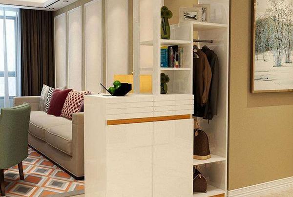 进门就是客厅怎么设计