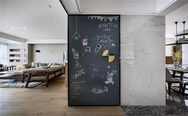 125平米房子装修走廊效果图