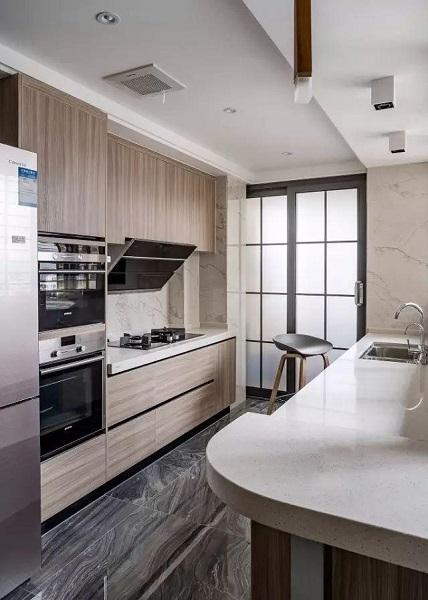 125平米房子装修厨房效果图