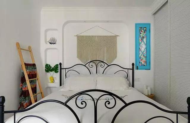 地中海风格次卧装修案例