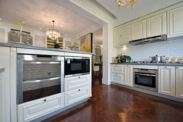 l型厨房设计尺寸