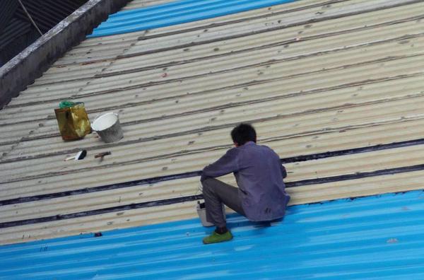屋頂防水多少錢一平方
