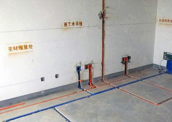 90平方改水电费用6000够吗