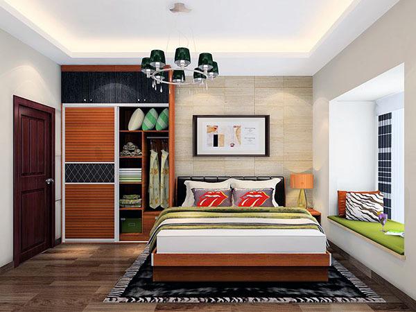 小户型卧室如何装修设计