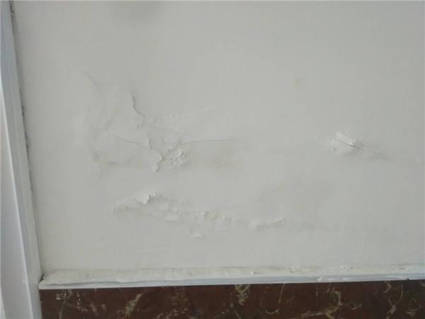 墙面起碱是什么原因