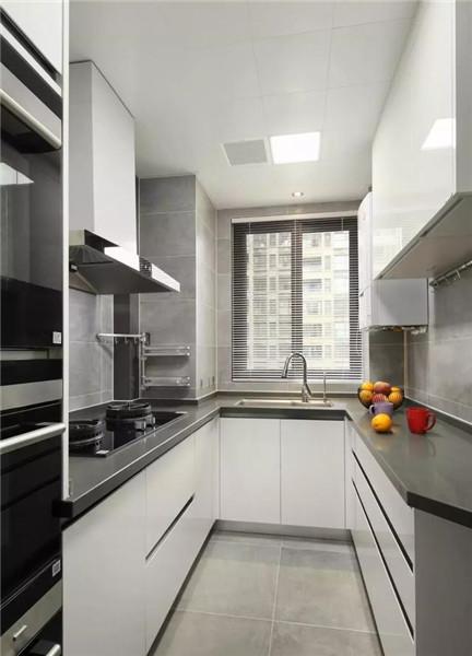105平米二手房装修厨房效果图