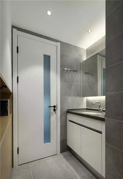 105平米二手房装修卫生间效果图