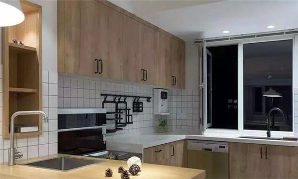 厨房装修设计实景图