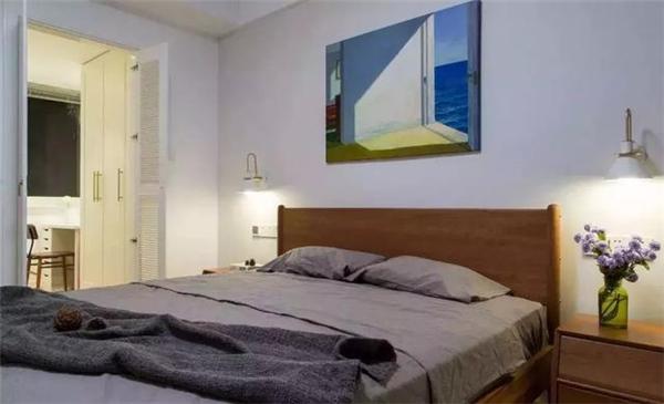 卧室装修设计实景图
