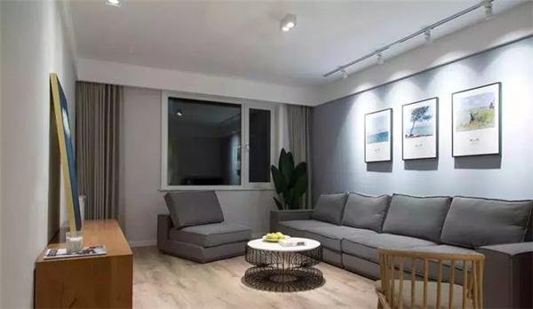 客厅装修设计实景图