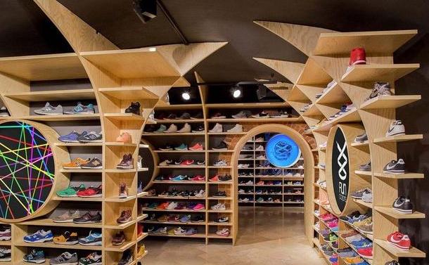 合肥鞋店装修公司