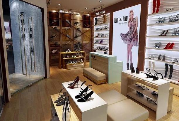 合肥鞋店装修效果图