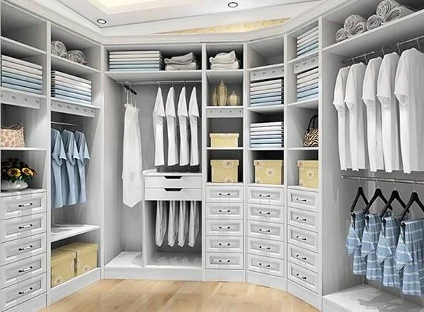 2019年流行的卧室衣柜门颜色 卧室衣柜颜色搭配