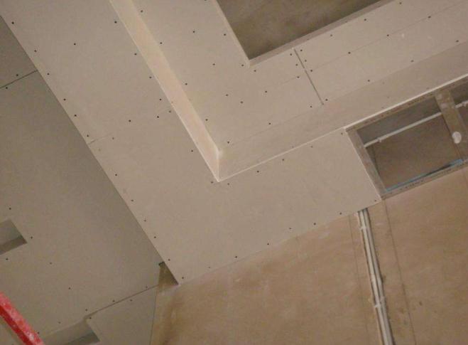 石膏板吊顶的优点