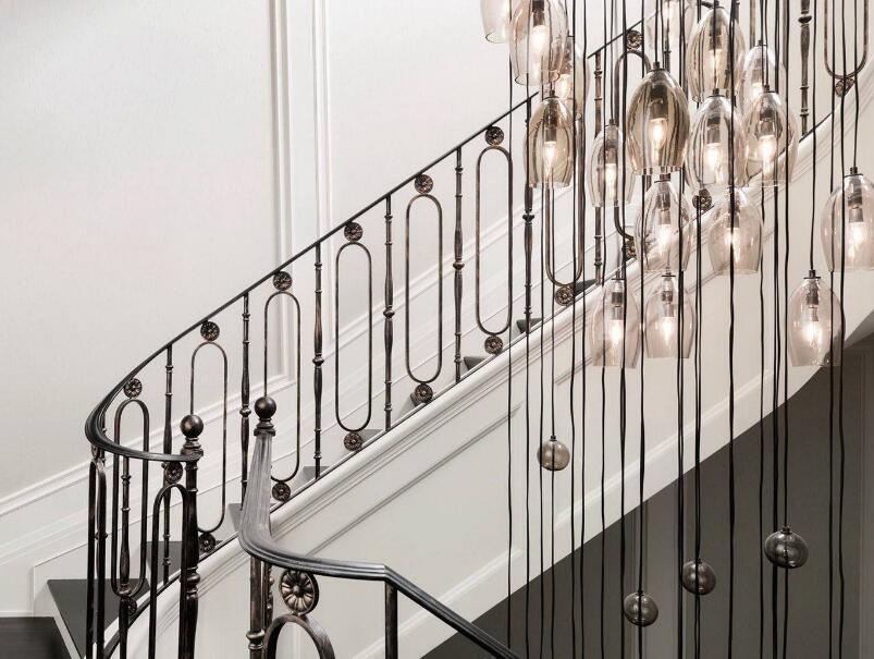 楼梯扶手价格怎么算