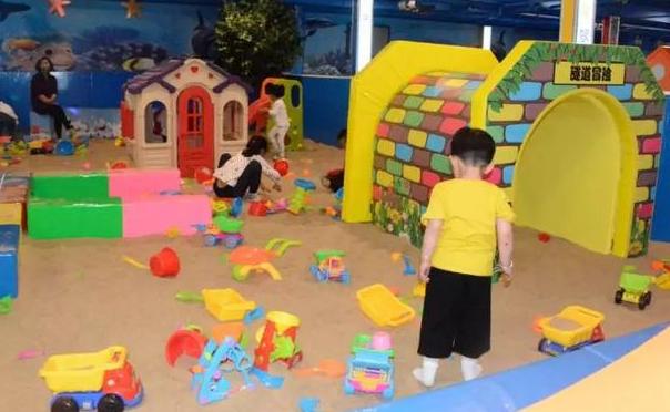 合肥儿童乐园装修设计