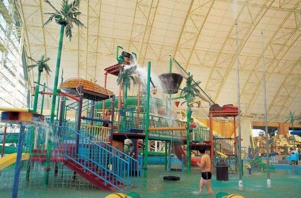儿童乐园装修材料