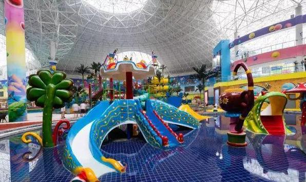合肥儿童乐园装修设计效果图